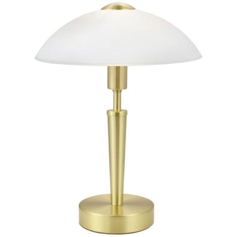 EGLO 87254 - Stmievateľná stolná lampa SOLO 1 1xE14/60W/230V