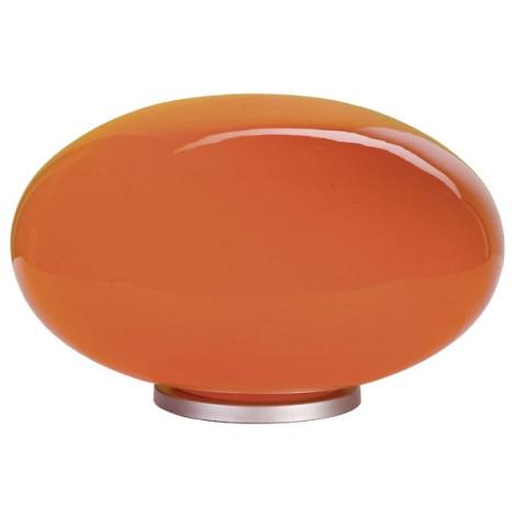 EGLO 87277 - stolné svietidlo NARO 1xE27/60W oranžová
