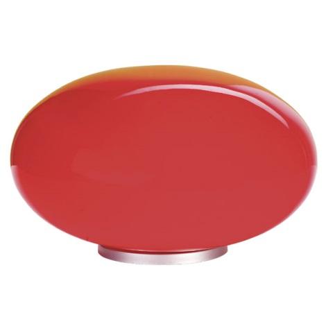 EGLO 87278 - stolné svietidlo NARO 1xE27/60W červená