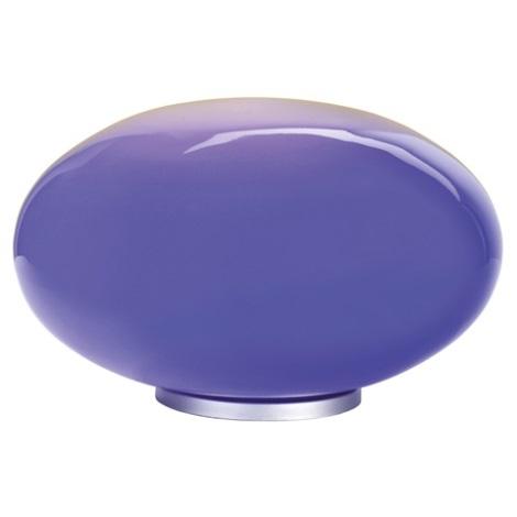 EGLO 87279 - stolné svietidlo NARO 1xE27/60W modrá