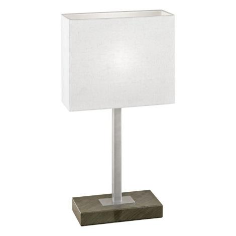 EGLO 87599 - Stolná lampa PUEBLO 1 1xE14/60W