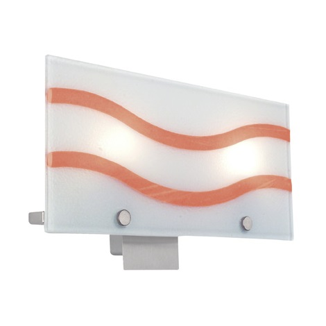 EGLO 88015 - Nástenné svietidlo YOLA 1 2xG9/40W