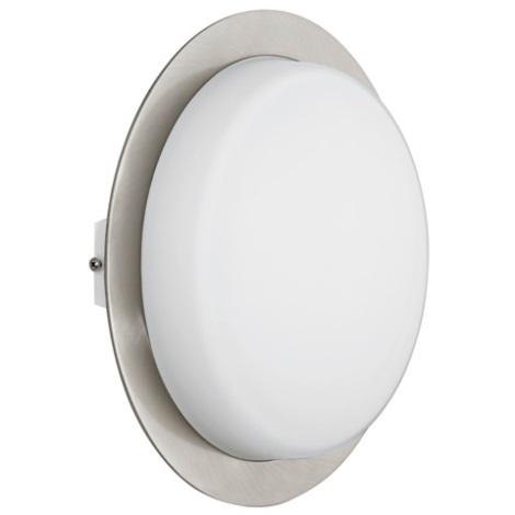 EGLO 88149 - Nástenné stropné svietidlo ALICANTE 1xGR8/28W matný chróm / biela