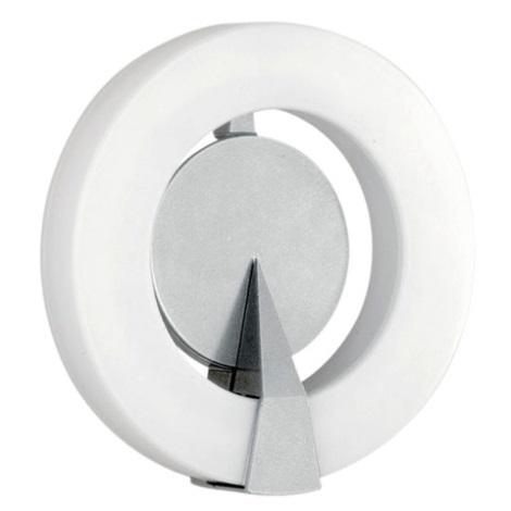 EGLO 88155 - vonkajšia lampa ROI 1x2GX13/22W stříbrná / biela