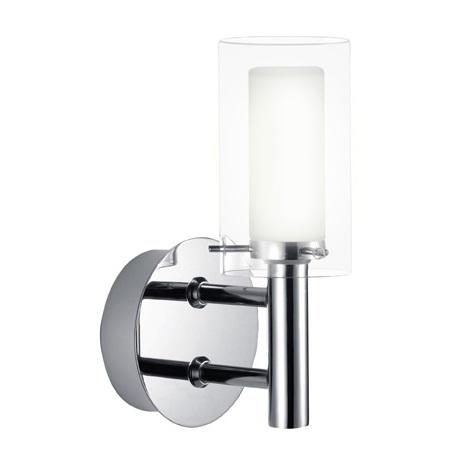 EGLO 88193 - Kúpeľňové nástenné svietidlo PALERMO 1xG9/33W/230V