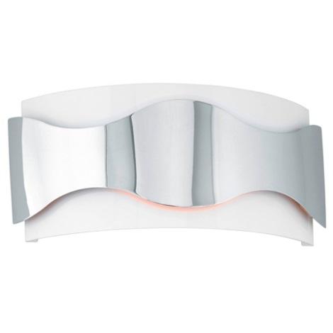 EGLO 88277 - nástenné svietidlo FREERIDE 1 1xG23/9W biela