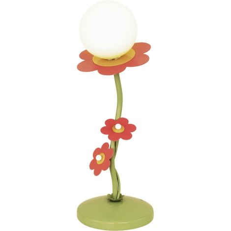 EGLO 88511 - detská lampička VIKI 1xG4/10W farebná