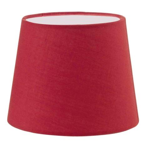 EGLO 88584 - Textilné tienidlo MY CHOICE červená