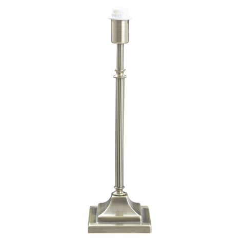 EGLO 88663 - Montura stolové lampy E14/40W leštená mosadz