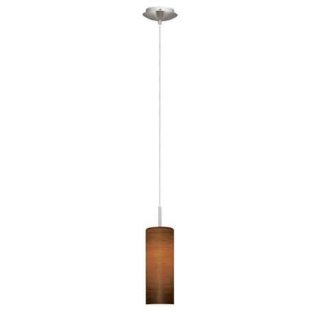 EGLO 88704 - závesné svietidlo BROWNSUGAR 1xE27/60W