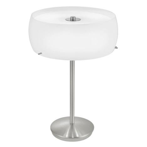 EGLO 88738 - stolné svietidlo CAMARO 1 1xG10Q/32W biela