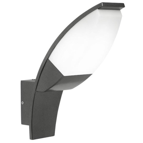 EGLO 88756 - vonkajšie nástenné svietidlo PANAMA antracit