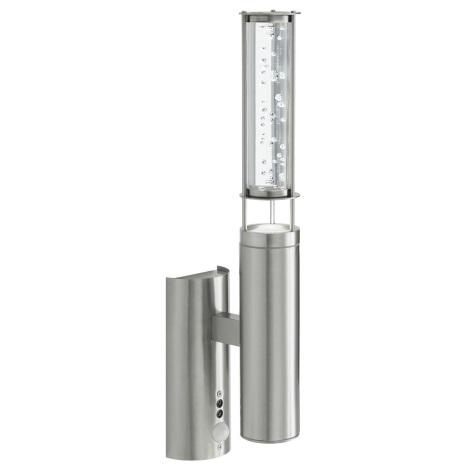 EGLO 88777 - Vonkajšia senzorové svietidlo TALIN 2xGU10/9W
