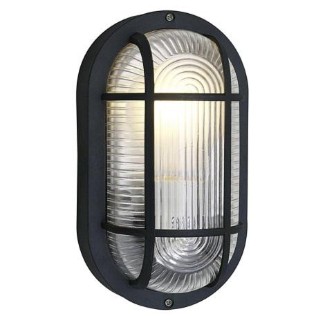 EGLO 88802 - Nástenné stropné svietidlo ANOLA 1xE27/40W čierna