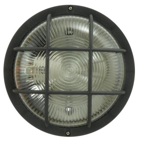 EGLO 88803 - vonkajšie nástenné svietidlo ANOLA 1xE27/40W čierna