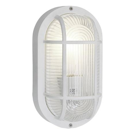 EGLO 88806 - Nástenné stropné svietidlo ANOLA 1xE27/40W biela