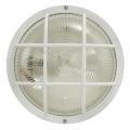 EGLO 88807 - vonkajšie nástenné svietidlo ANOLA 1xE27/40W biela