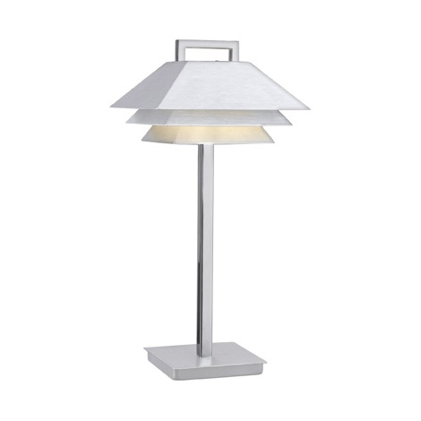 EGLO 88858 - Stolná lampa ALAGON 1xG9/40W