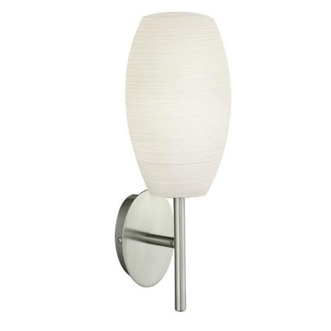 EGLO 88956 - nástenné svietidlo BATISTA 1 1xE27/11W biela / matná