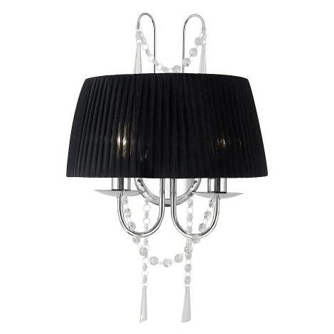 EGLO 89035 - nástenné svietidlo DIADEMA 2xE14/40W