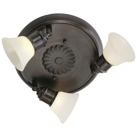 Eglo 89061 - Bodové svietidlo ALAMO 3xG9/40W/230V