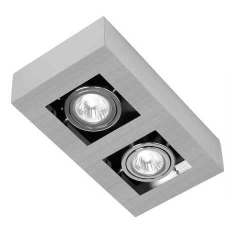 EGLO 89076 - bodové svietidlo LOKE 2xGU10/35W