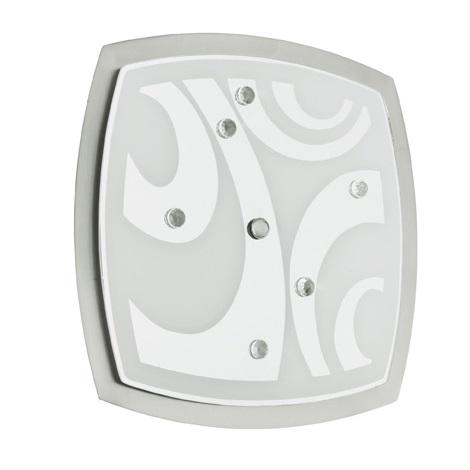 EGLO 89129 - Nástenné / stropné svietidlo ASTI 4xE14/40W