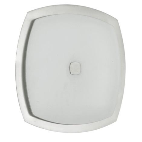 EGLO 89138 - Nástenné stropné svietidlo ASTI 2x2GX13/22W matný chróm / biela