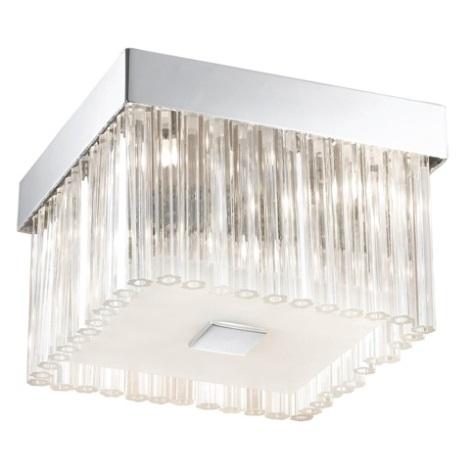 EGLO 89163 - stropné svietidlo EVIA 4xG9/40W chróm
