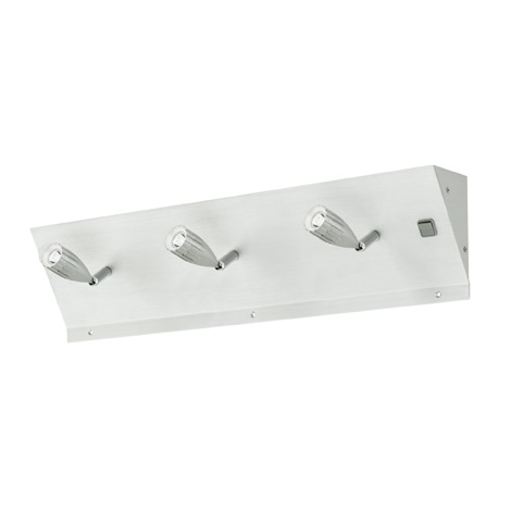 EGLO 89218 - LED bodové svietidlo TRICALA 3xLED/1W