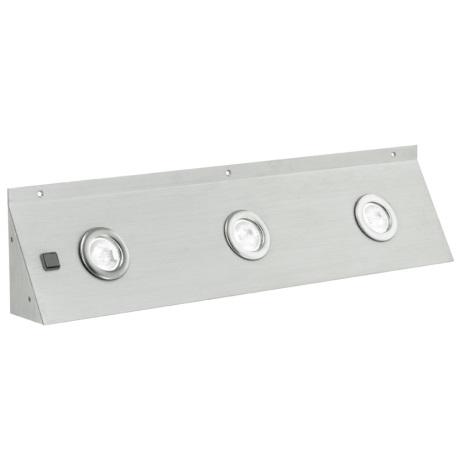 EGLO 89227 - Kuchynské podlinkové svietidlo TRICALA 3xG4/20W