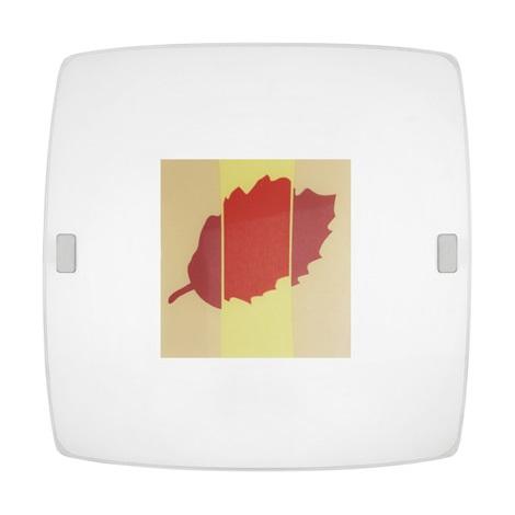 EGLO 89245 - stropné svietidlo MILLA 3 1xE27/60W list
