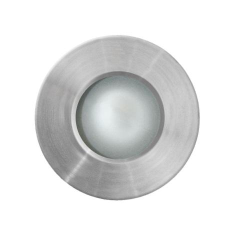 EGLO 89285 - vonkajšia bodové svietidlo MARGO 1xGU10/50W nerezová oceľ