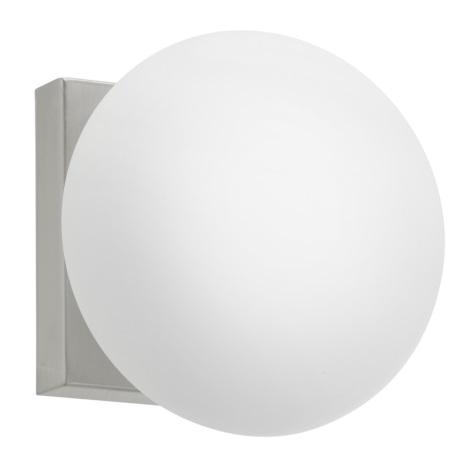 EGLO 89321 - Nástenné stropné svietidlo ETOO 1xE14/40W biele opálové sklo