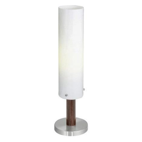 EGLO 89451 - vonkajšia lampa DODO 1xE27/22W antická hnedá