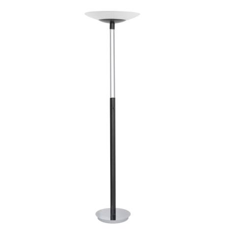 EGLO 89518 - Stojanová lampa TURN 1x2GX13/55W čierna / biela