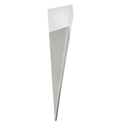 EGLO 89554 - vonkajšie nástenné svietidlo KANI 2xG9/40W biela