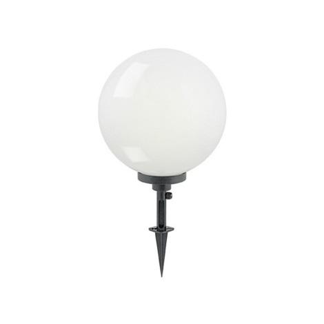 EGLO 89582 - vonkajšia lampa TERRALUNA čierna / biela