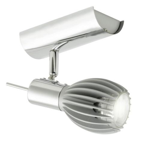 EGLO 89587 - bodové svietidlo SPICO 1xE14/7W stříbrná