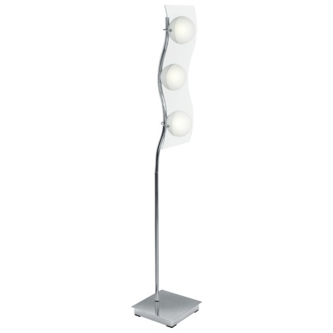EGLO 89597 - Stojanová lampa LAYER 3xG9/40W