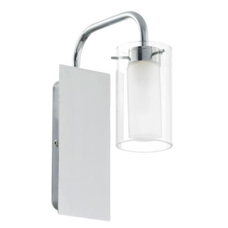 EGLO 89625 - Nástenné kúpeľňové svietidlo NIMES chróm IP44