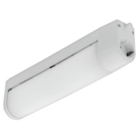Eglo 89672 - Nástenné svietidlo BARI 1 2xE14/40W/230V