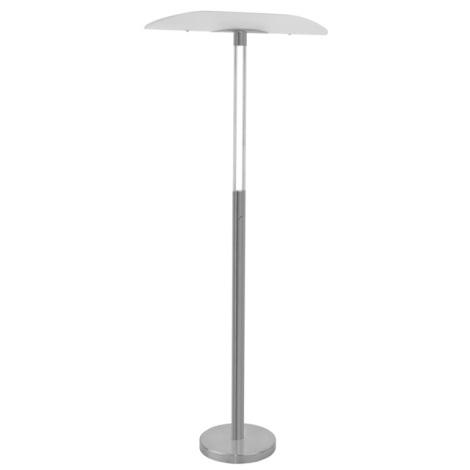 EGLO 89709 - Stojanová lampa KIM 2 2x2G11/24W biela