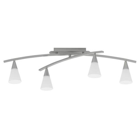 EGLO 89744 - stropné svietidlo STRIKE 4xE14/9W biela