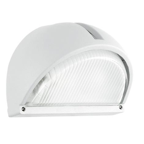 EGLO 89768 - vonkajšie nástenné svietidlo ONJA 1xE27/60W biela