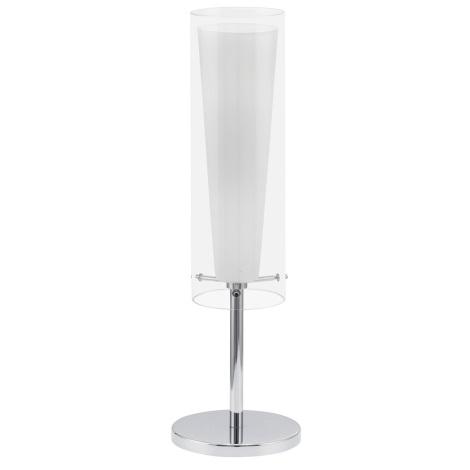 EGLO 89835 - Stolná lampa PINTO 1xE27/60W