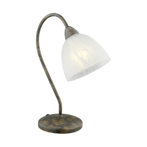 Eglo 89899 - Stolná lampa DIONIS E14/40W