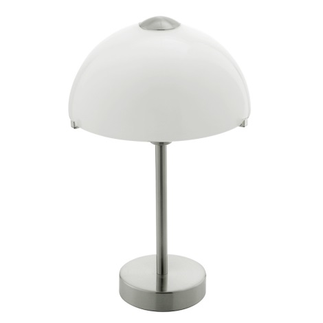 Eglo 89997 - Stolná lampa TOPO 1 1xE14/60W/230V
