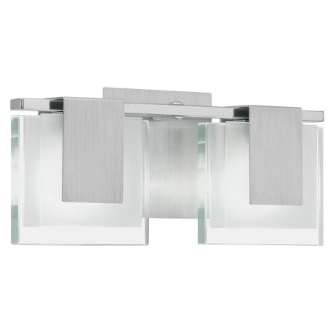 EGLO 90039 - nástenné svietidlo CLAP 2xGY6,35/35W