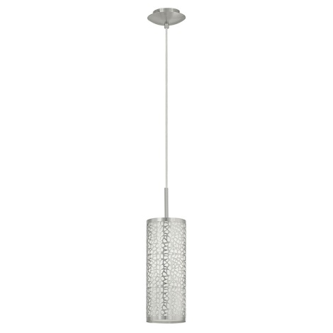 Eglo 90073 - Luster ALMERA 1 1xE27/60W/230V